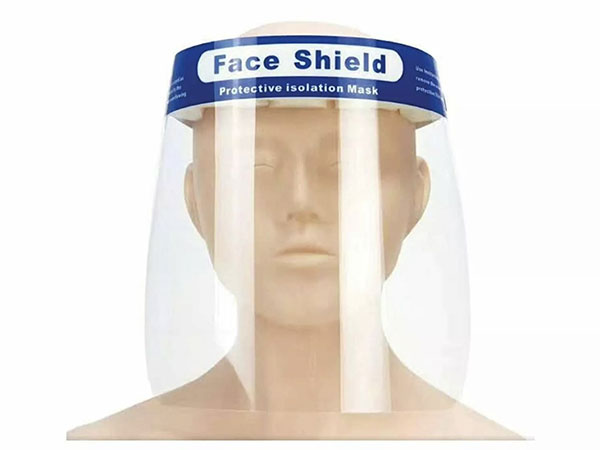Face Shields from Curco